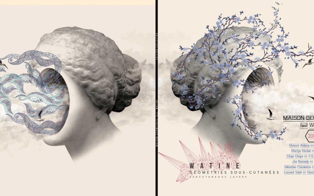 MAISON GEOMETRIES feat. Watine, l'album COLLECTOR