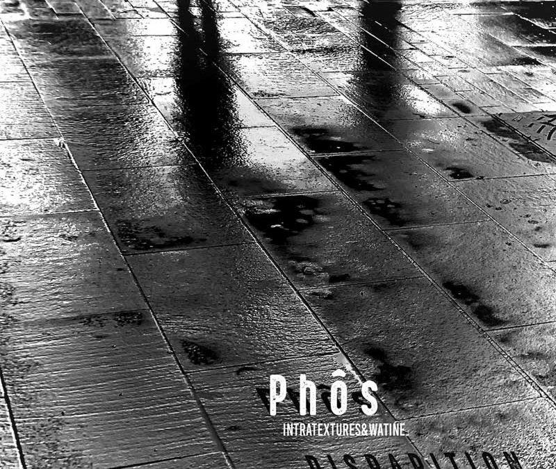 DISPARITION Second album du side-project PHÔS qui réunit INTRATEXTURES et Catherine WATINE